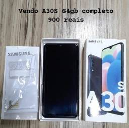 Samsung A30s 64gb Completo