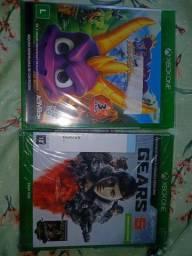 Jogos Xbox One originais e lacrados