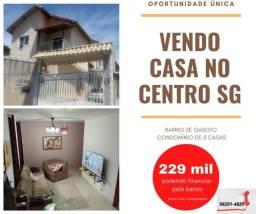 Vendo Casa Nova no Centro de São Gonçalo