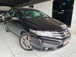 Honda city EX 1.5 Automatico + Couro!