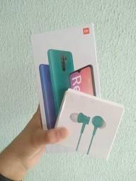 Redmi 9 com NFC