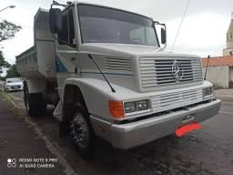 M. Benz L 1214 Toco Caçamba Noma Impecável