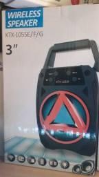 Caixinhas de som Bluetooth