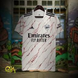 Camisa Adidas Arsenal II 20/21 (GG)