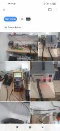 Kit de maquinário para Concerto de celulares