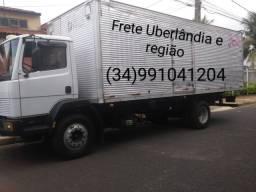 Frete mudança Uberlândia e região