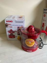 Espremedor Arno novo 110v