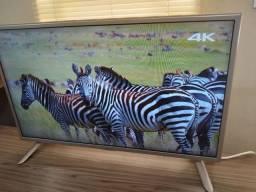 """TV LG 32"""" Smart HDR, wifi, bluetooth, bivolt, conversor digital, manual nota fiscal caixa"""