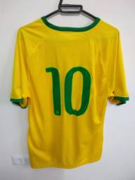 Camisa da Seleção Brasileira 2014