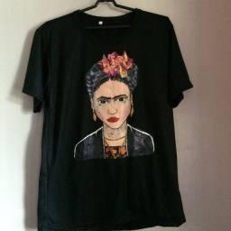 blusa Frida Kahlo
