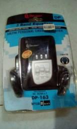 Toca Fita E Rádio Walkman Diplomat