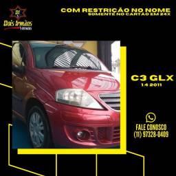 Citroen C3 GLX 1.4 2011 Lindo