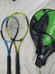 Raquetes de Tênis Adams Power 507 ? Adulto!