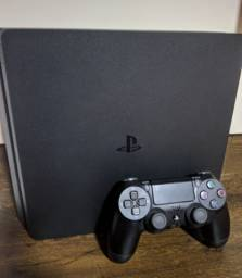 Ps4 Slim semi-novo