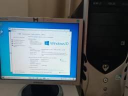 Pc Desktop Dual Core 2.7 Ghz || 4gb Ram - Hd 320 Giga