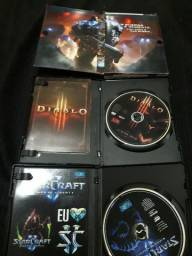 Stacraft 2 e Diablo 3