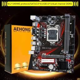 Upgrade B85m-Vh LGA 1150, Memória 16Gb DDR3