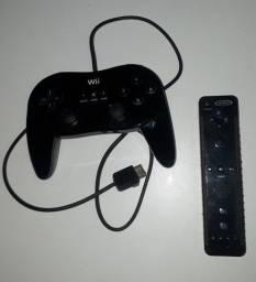 Wiimote * Classic controller para Wii