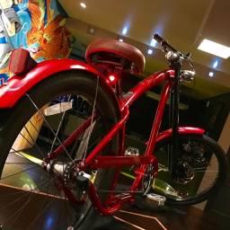 Bicicleta Nirve Switchblade 3V Red
