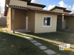 Casa 2 Quartos com 1 suíte - Condomínio Vivendas