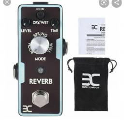 Pedal mini Reverb Eno