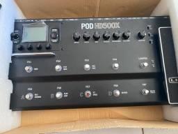 Pedaleira POD HD500X