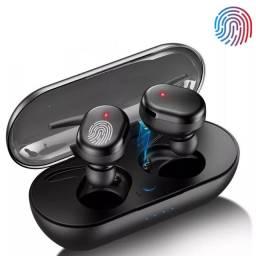 Fone De Ouvido Sem Fio Touch Bluetooth A Prova De Água