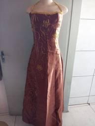 Vestido de festa veste 40/42