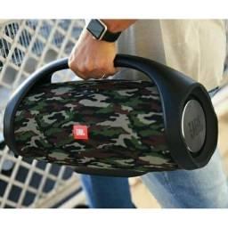 Caixa JBL BOOMBOX Premium Bluetooth compatível com Androi e Iphone  Portátil Sem Fio