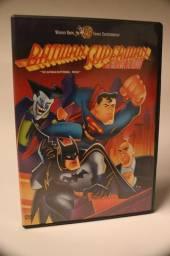 DVD Batman e Superman - Os melhores do mundo