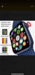 Smart Watch iwo 13 w56 azul original