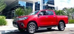 Hilux 2017 SRV 2.8 Aut 4x4 Diesel Turbo Extra Muito Nova