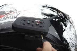 Ejeas v6 pro comunicador para motocicleta