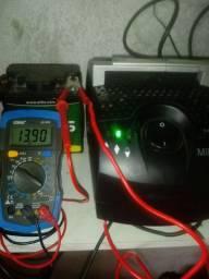 Carregador de baterias 100a