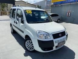 Fiat Doblo 1.8 Essence 48.000 km 7 Lugares 2018 Impecável