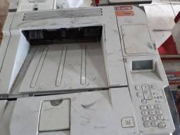 Impressora para retirada e aproveitamento de componentes