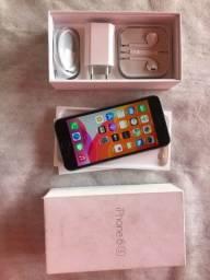 IPhone 6s 64gb cinza espacial Completo