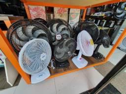Promoção Ventiladores A partir de R$ 103,00 a vista