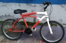 Bicicleta aro 20 caiçarinha top