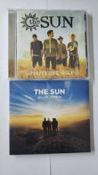 Lote 2 Cds - The Sun