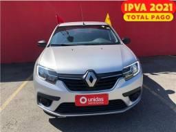 Renault Logan 2021 1.0 12v sce flex life manual