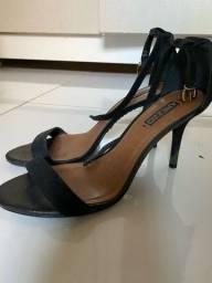 Sapato arezzo, usado