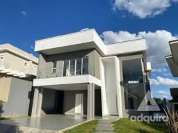 Casa sobrado em condomínio com 4 quartos no Condomínio La Défense - Bairro Estrela em Pont