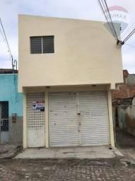 Título do anúncio: Ponto comercial + Apartamento no bairro do Salgado em Caruaru-PE