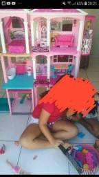 Casa da Barbie Semi nova.