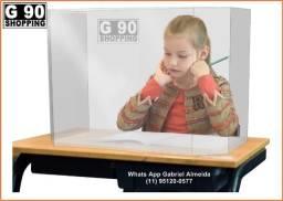Título do anúncio: Barreira de Proteção Infantil Escolar - Individual