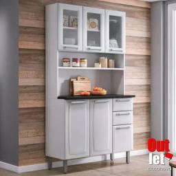 Kit Cozinha de Aço Regina 105 Itatiaia NOVO