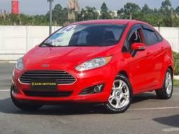 New Fiesta Sedan 1.6 aut