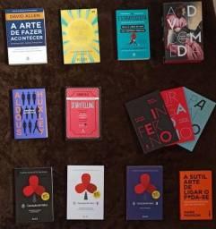 Livros de desenvolvimento pessoal e profissional