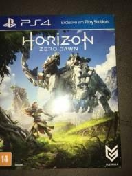 Vendo Horizon Zero Dawn PS4